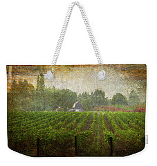 Cultivating A Chardonnay Weekender Tote Bag