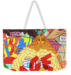 Culture Vultures Weekender Tote Bag