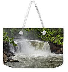 Cumberland Falls Close-up Weekender Tote Bag