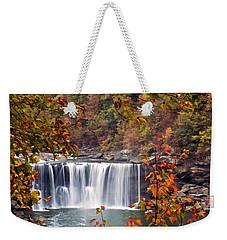 Cumberland Falls Two Weekender Tote Bag