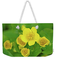 Cup Of Kings Weekender Tote Bag by Debbie Oppermann