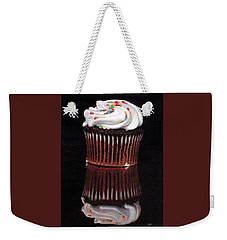 Cupcake Reflections Weekender Tote Bag