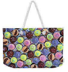 Cupcakes Weekender Tote Bag