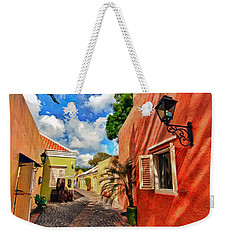 Curacao Colours Weekender Tote Bag