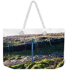 Curbar Edge Which Way To Go Weekender Tote Bag