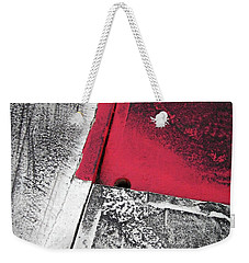 Weekender Tote Bag featuring the photograph Curbs At The Canadian Formula 1 Grand Prix by Juergen Weiss
