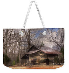 Weekender Tote Bag featuring the photograph Curing Time by Benanne Stiens