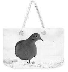 Curious Dove Weekender Tote Bag