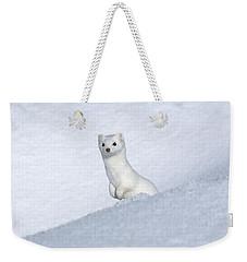 Curious Ermin Weekender Tote Bag