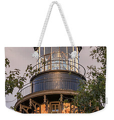 Currituck Beach Lighthouse Close-up Weekender Tote Bag