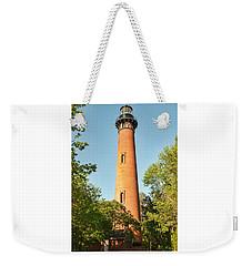 Currituck Beach Lighthouse Weekender Tote Bag