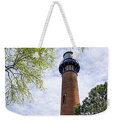 Currituck Lighthous - Corolla Outer Bank Norht Carolina Weekender Tote Bag