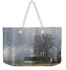 Curtains Of The Mind Weekender Tote Bag by I'ina Van Lawick