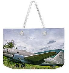 Curtiss C-46 Commando Weekender Tote Bag