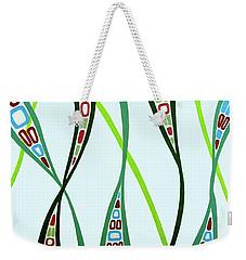 Curvaceous Weekender Tote Bag