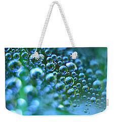 Curve Of The Web Weekender Tote Bag