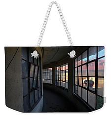 Curved Hallway II Weekender Tote Bag