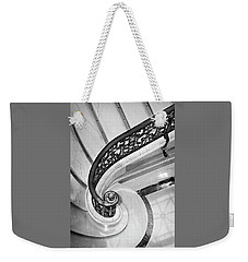 Curves And Light Weekender Tote Bag