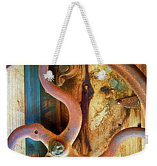 Curves And Lines II Weekender Tote Bag