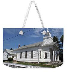 Cutchogue United Methodist Church Weekender Tote Bag