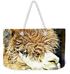 Soft And Shaggy Weekender Tote Bag