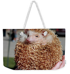 Cute Little Hedge Ball Weekender Tote Bag