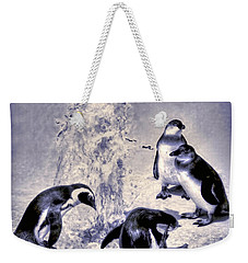 Cute Penguins Weekender Tote Bag