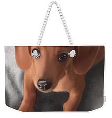 Cutest Pup Ever Weekender Tote Bag