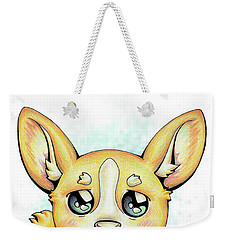 Cutie Corgi Weekender Tote Bag
