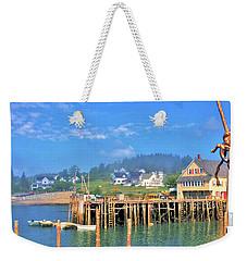 Cutler Harbor Weekender Tote Bag