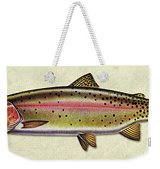 Cutthroat Trout Id Weekender Tote Bag