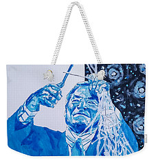 Cutting Down The Net - Dean Smith Weekender Tote Bag