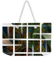 Cutting Life Weekender Tote Bag by Thibault Toussaint