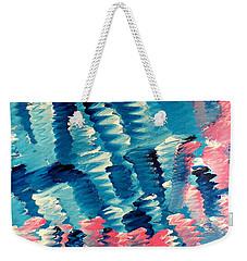 Cy Lantyca 36 Weekender Tote Bag by Cyryn Fyrcyd
