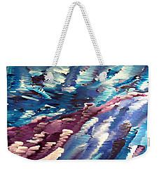 Cy Lantyca 37 Weekender Tote Bag by Cyryn Fyrcyd