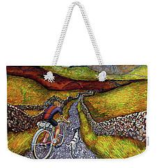 Lancashire Lanes II Weekender Tote Bag by Mark Jones