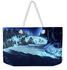 Cypress Bowl, W. Vancouver, Canada Weekender Tote Bag