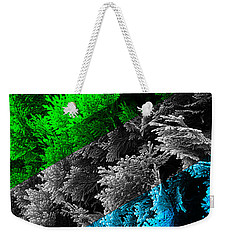 Cypress Branches No.6 Weekender Tote Bag
