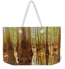 Cypress Forest Swamp Weekender Tote Bag