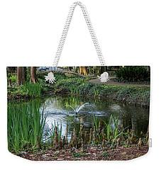 Cypress Knees 02 Weekender Tote Bag