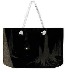 Cypress Raccoon Weekender Tote Bag