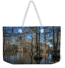 Cyprus Lake 2 Weekender Tote Bag by Gregory Daley  PPSA