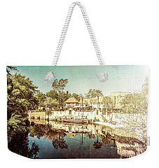 D Abstract Photography Weekender Tote Bag by Kevin Blackburn