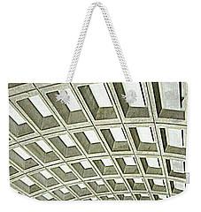 D C Metro 2 Weekender Tote Bag by Randall Weidner
