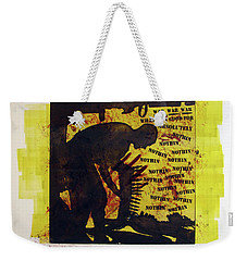 D U Rounds Project, Print 3 Weekender Tote Bag
