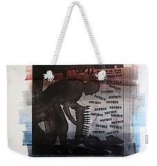 D U Rounds Project, Print 4 Weekender Tote Bag