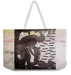 D U Rounds Project, Print 10 Weekender Tote Bag