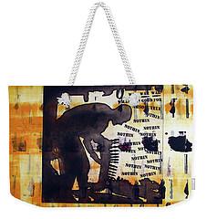 D U Rounds Project, Print 14 Weekender Tote Bag