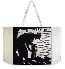 D U Rounds Project, Print 20 Weekender Tote Bag