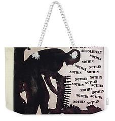 D U Rounds Project, Print 21 Weekender Tote Bag